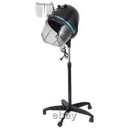 Professional Stand Hair Dryer Hood Portable Salon Hairdresser Floor 1050W