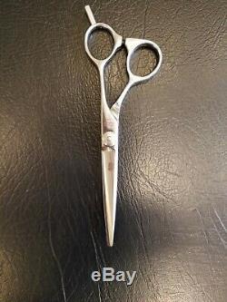 Professional salon hair cutting scissors