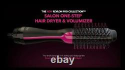 Revlon Pro Collection Salon One- Step 2 in 1 Hair Dryer and Volumiser DR5222