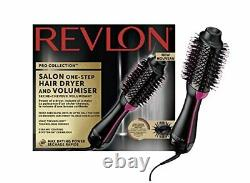 Revlon Pro Collection Salon One Step Hair Dryer Volumiser Hot Air Brush RVDR5222