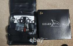 SHARK FIN PROFESSIONAL HAIRCUTTING SHEARS SET for SALON BARBER Scissors, RIGHTY