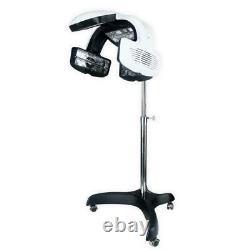 Salon Professional Infared Lamp Hair Hood Dryer Processor Temp Perm Color Heater
