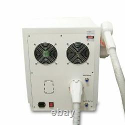 Salon beauty professional hair removal machine 808nm diode laser