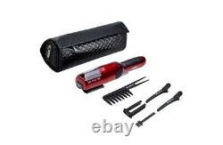 Split Ender PRO (Salon Professional) Cordless Split End Hair Trimmer Red