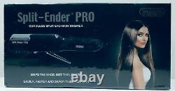 Split Ender Pro, Cordless Split End Hair Trimmer, Salon Professional, 1/4 & 1/8