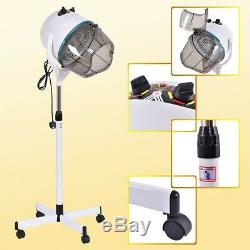 Standing Hood Hair Dryer Salon Professional Portable Vintage Hairdresser Styling