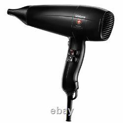 Valera Premier Pro 1.0 Ultra Light Professional Salon Hair Blow Dryer Black Ion