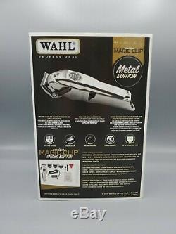 WAHL Professional 5 Star Series MAGIC CLIP CORDLESS Metal EDITION Hair Salon
