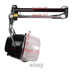 Wall Mounted 900W Professional Salon Beauty Hair Dryer with Swing Arm Adjustable