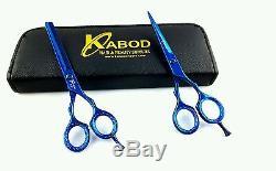 12 Japonais Ciseaux De Coupe De Cheveux Professionnel Barber Stylist Salon Ciseaux 5.5