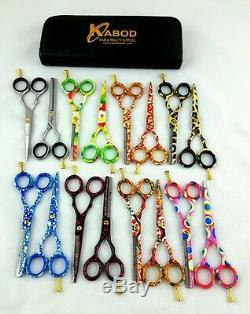 16 Japonais Ciseaux De Coupe De Cheveux Professionnel Barber Stylist Salon Ciseaux 5.5