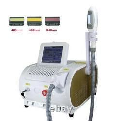 2021 Pro Ipl Laser Permanent Hair Removal Skin Care Shr Opt Beauty Salon Machine