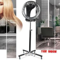 3 En1 Pro Orbiting Infrared Color Processeur De Cheveux Salon Avec Base De Rolling 1kw