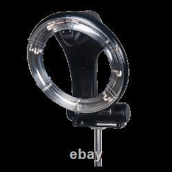 3 En 1 Pro Orbiting Rollerball Infrared Stand Sèche-cheveux Color Processeur Salon