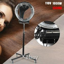 3 In1 Pro Orbiting Halo Infrarouge Sèche-cheveux Color Processor Salon 1000w /1300w