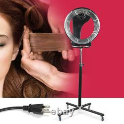 3 In1 Salon Infrarouge Professionnel Orbitant Rollerball Hair Dryer Color Processor