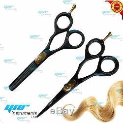 5 Couper Salon Professionnel Coiffure Ciseaux De Coiffure Cheveux Dilution Set Ynr
