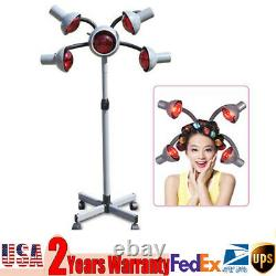 5 Head Hair Hood Dryer Heat Hairdressing Color Hair Dryer Pro Hair Beauty Salon