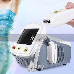808nm Professionnelle Diode Laser Hair Removal Machine Salon De Beauté Permanente Des Cheveux