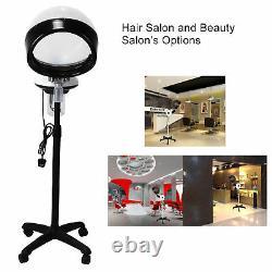 Ajustable Professionnel Salon Cheveux Steamer Rolling Stand Beauté Couleur Des Cheveux Steam