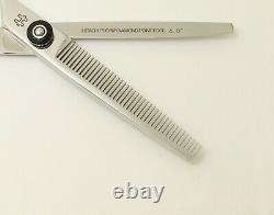 Ats-314 Japonais En Acier Inoxydable Pro Cheveux Éclaircissant Cisailles / Ciseaux Salon / Barbier