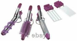 Babyliss 2020ce Style MIX 8 In1 Sèche-cheveux Pro Salon Titanium Vintage Collection
