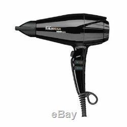 Babyliss Pro Bab5620bu Italia Brava 2400w Nano Titanium Salon Sèche-cheveux