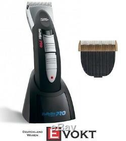 Babyliss Pro Fx672e Clipper Cheveux Forfex Ligne Salon Professionnel Authentique Nouveau