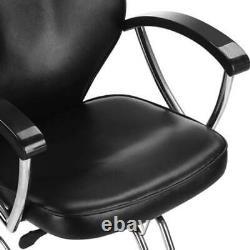 Chaise De Barber Professionnel Hydraulique Recline Cheveux Styling Salon Équipement De Beauté
