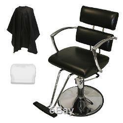 Chaise Hydraulique Professionnel Salon De Coiffure Hair Style Beauty Spa Salon Équipement