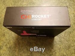 Chi Rocket Salon Professionnel Sèche-cheveux. Limited Edition Rose. Très Rare