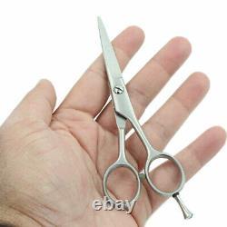 Ciseaux/cisaillement Professionnels De Coiffure De Coupe De Cheveux 5 Pour Le Salon De Barbier Ou La Maison