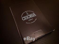 Cisoria O650 Salon Professionnel Cheveux Coupe Ciseaux À Effiler 6,5 Pouces