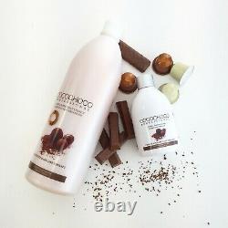 Cocochoco Pro Original Brésilien Kératine Straight Salon Traitement 2000ml 2l