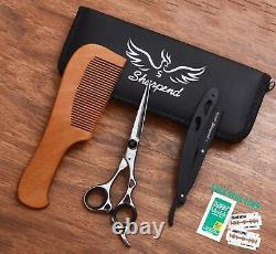 Coupe Professionnelle De Cheveux Ciseaux Japonais Barber Stylist Salon Shears 6.5