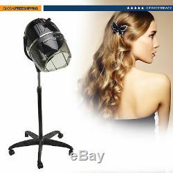 Debout Sèche-cheveux Minuterie Pivotant Pour Capot Caster Beauty Salon Professionnel
