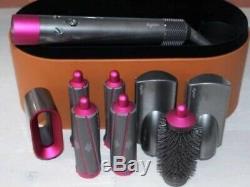 Dyson Complète Airwrap Salon Professionnel De La Qualité Des Cheveux Ventilateur Sèche