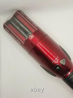 Ender De Split Pro (salon Professionnel) Sans Fil Fourchues Tondeuse À Cheveux Rouge