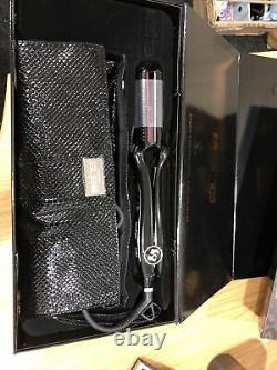 Glam (she)salon Professional Hair Straightener Infrared Heat Technology Titanium