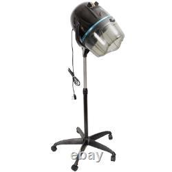 Hair Steamer Rolling Stand Dryer Bonnet Beauty Salon Spa Équipement Professionnel