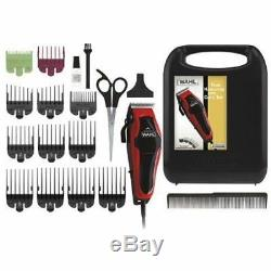 Hommes Professionnels Rasoirs Wahl Coupe Barber Salon Kit Trimmer Machine USA