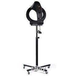 Infrarouge Professionnel Orbiting Rollerball Sèche-cheveux Stand Couleur Salon Du Processeur