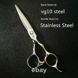 Japon Vg10 Steel Professional Barber Cisaillements Cheveux Salon Coiffure 6