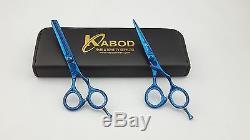 Japonais Ciseaux De Coupe De Cheveux Professionnel Barber Stylist Salon Ciseaux 5.5