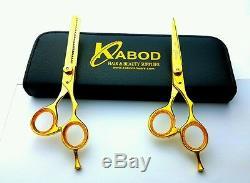 Japonais Ciseaux De Coupe De Cheveux Professionnel Barber Stylist Salon Ciseaux 6.5