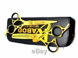 Japonais Ciseaux De Coupe De Cheveux Professionnel Barber Stylist Salon Ciseaux 7