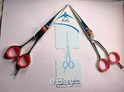 Japonais Ciseaux De Coupe De Cheveux Professionnel Barber Stylist Salon Ciseaux 7.5 Nouveau