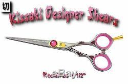 Kissaki Pro 5.5 Koshirae Ciseaux De Coupe De Cheveux Salon De Coiffure Ciseaux