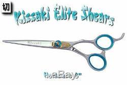 Kissaki Pro 6.0 Horimono Salon De Coiffure Ciseaux De Coupe De Cheveux Salon De Coiffure Styling Shears
