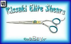 Kissaki Pro 7.5 Ciseaux De Coupe Horimono Cheveux Salon De Coiffure Ciseaux De Coiffure